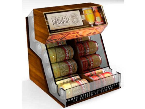 Dispensadores creativo epm for Dispensador de latas para frigorifico