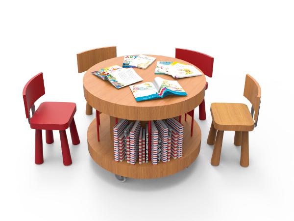 Mesas de madera infantiles ideas de disenos - Mesa madera infantil ...